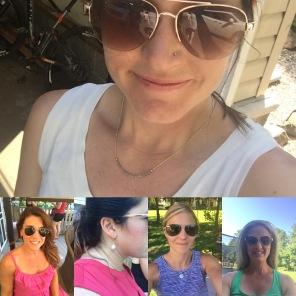 Beautiful, strong women wearing SCJ!
